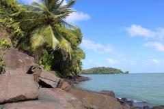 Vue de l'île Royale